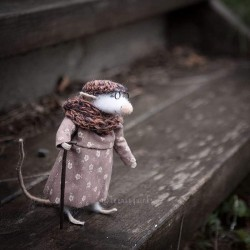 Babcia Rozalia - figurka...